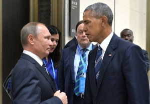 "In a ""candid, blunt and businesslike"" meeting at a G-20 summit in Hangzhou, China, last September, President Obama warned Vladimir Putin against ""Wild West"" hacking wars."