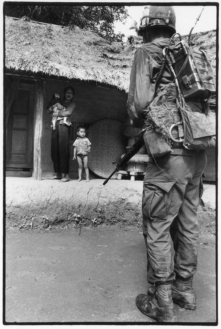 Vietnam War, US forces, South Vietnam, December 1967