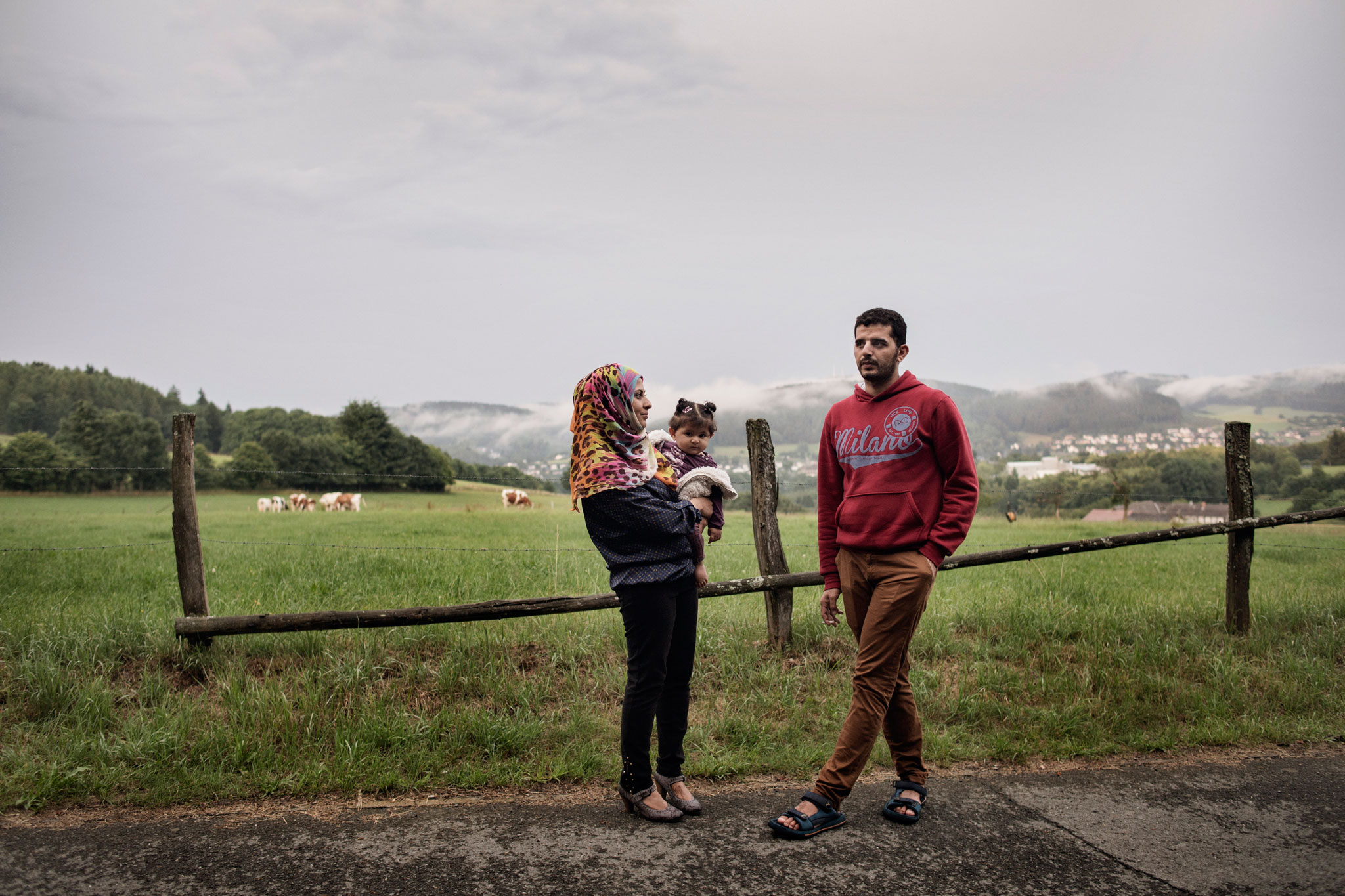 Finding Home; Syrian mothers refugees