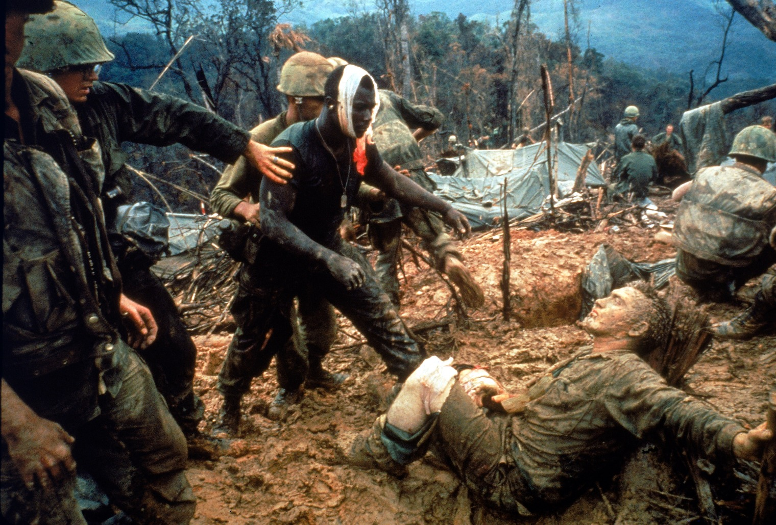 The Vietnam War The Pictures That Moved That Most