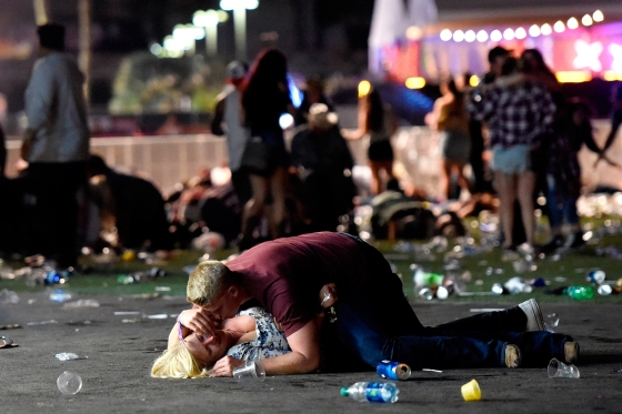 After the massacre las-vegas-shooting