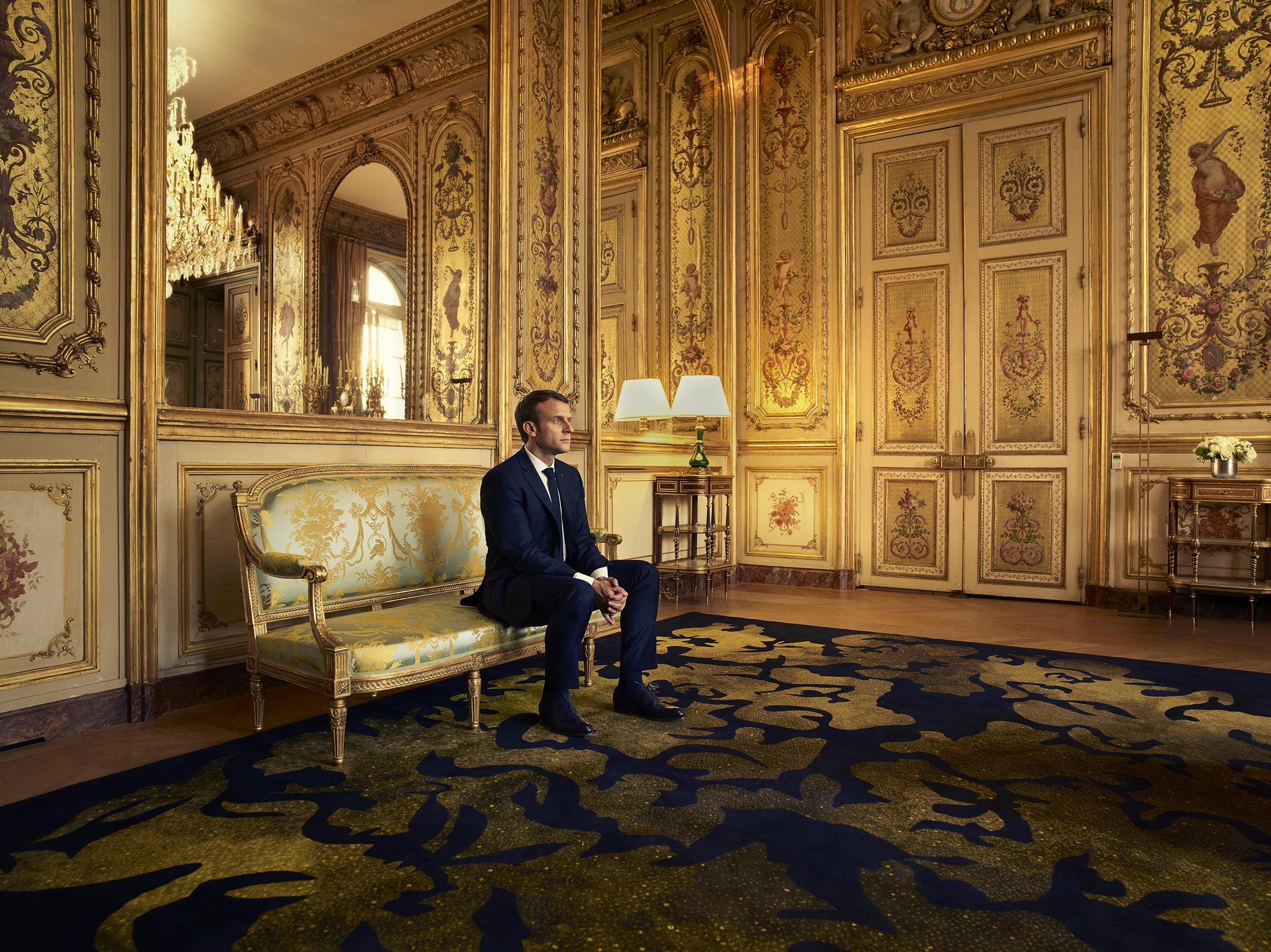Macron-France-2017-Nadav-Kander
