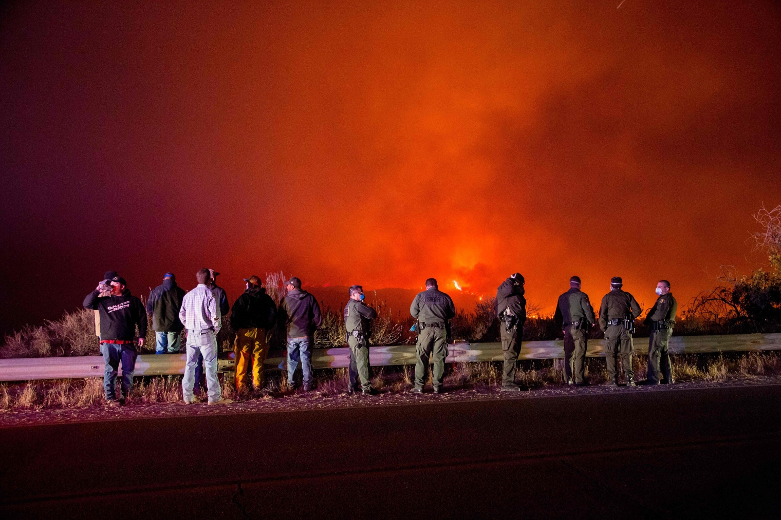 california-wildfires-photos