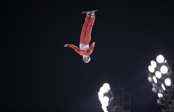 Freestyle Skiing - Winter Olympics Day 7