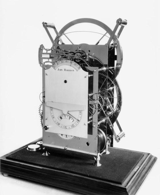 John Harrison's Third Marine Chronometer