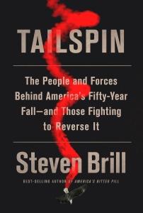Steven Brill Tailspin Book