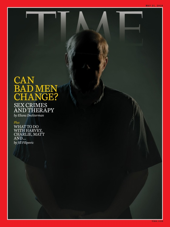 Can Bad Men Change Sex Offenders Time Magazine Cover