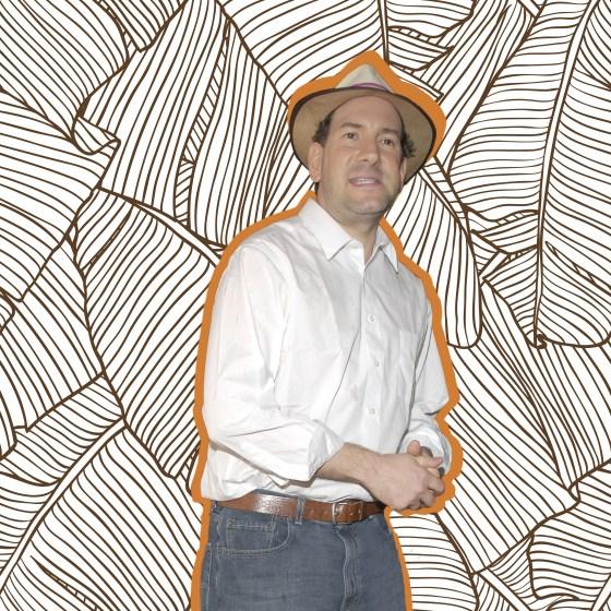 Drudge Report creator Matt Drudge