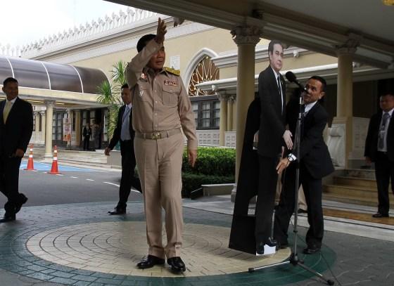 Thailand Dictator Prayuth Chan-ocha