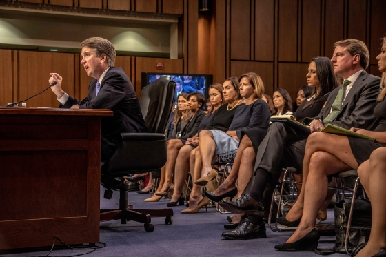 Brett Kavanaugh SeBrett Kavanaugh Senate Confirmation Hearings for Supreme Court Day 3nate Confirmation Hearings for Supreme Court - Day 3