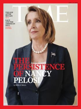 Nancy Pelosi Time Magazine Cover