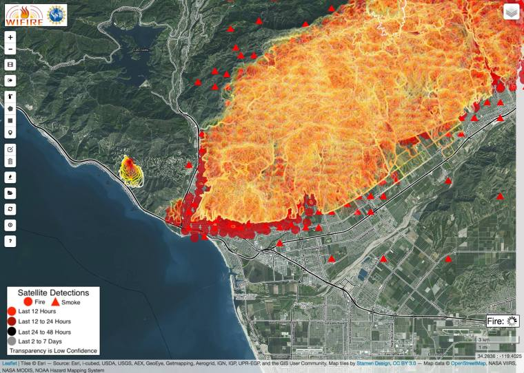 How Artificial Intelligence Is Helping To Fight Wildfires