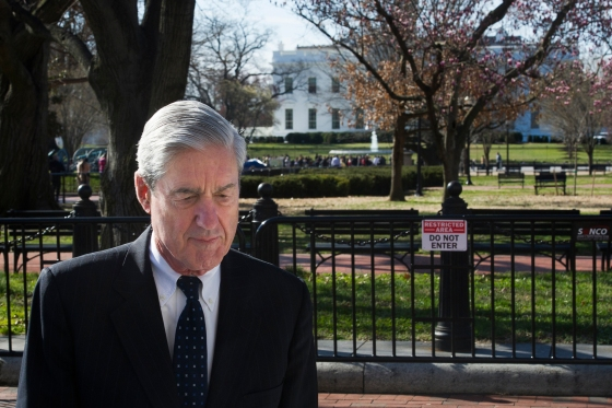After a 22-month probe, Mueller did not find that any Trump campaign officials or associates coordinated with Russia
