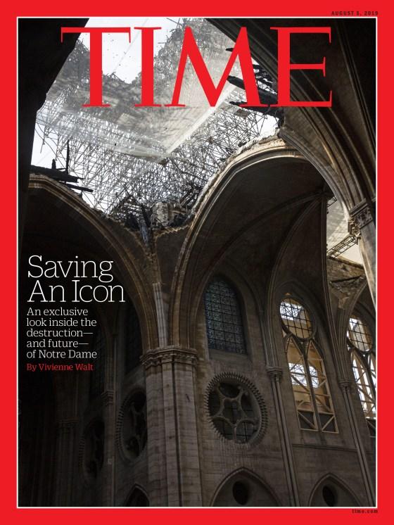 Notre Dame Repairs