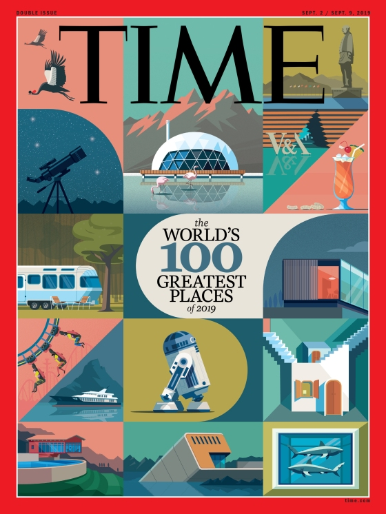 The World's 100 Greatest Places