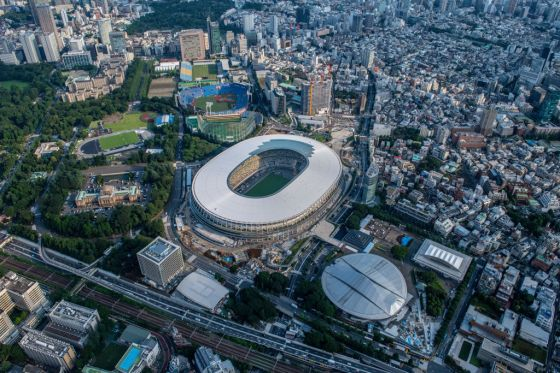 Tokyo 2020 Olympic Games One Year To Go
