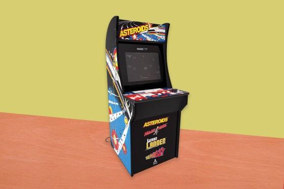 Arcade1UP Asteroids Arcade Machine